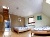 2 Bett Zimmer mit Erweiterung auf 4 Betten im Dachboden