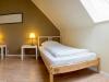 Schlafraum Appartement 1